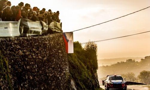 WRC Round 4 – Tour de Corse