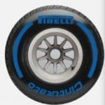 wet tire