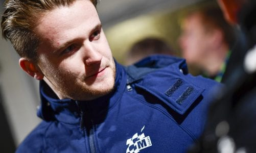 Greensmith makes a return in Argentina