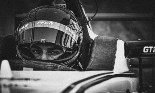 Formula 4: Hadrien David arrives in Hungary as leader