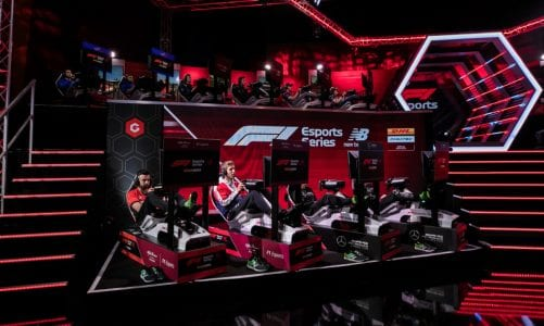 F1 Esports Pro Series 2019: Event 3