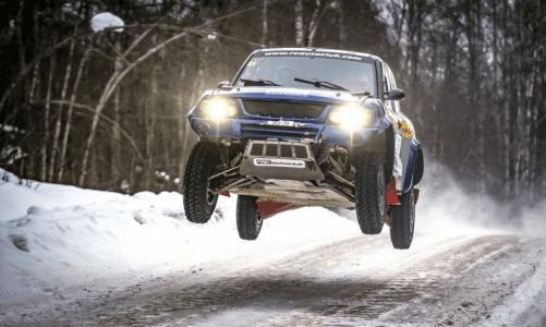 CROSS COUNTRY – SNOW AND ICE; A UNIQUE CHALLENGE FOR THE CROSS COUNTRY OPENER