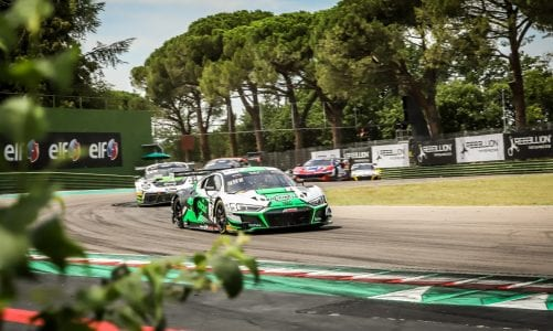 GT World Challenge: Belgian Audi Club Team WRT back on the top step