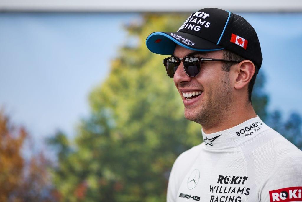 Nicholas Latifi - Williams Racing - Australian Grand Prix
