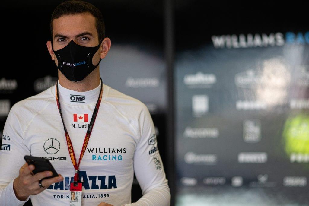 Nicholas Latifi - Williams Racing - Austrian Grand Prix
