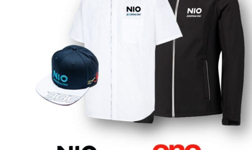 One All Sports to partner NIO 333 FE Team