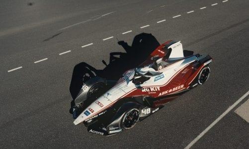 ROKiT Venturi Racing teams up with ABK Beer