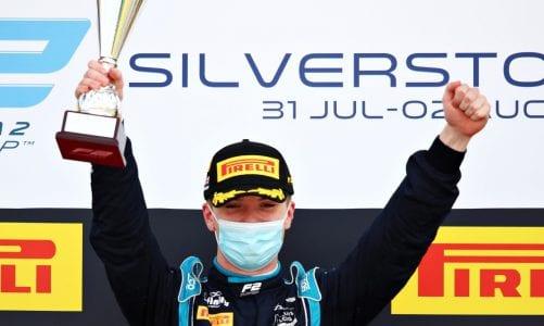 Ticktum takes his maiden F2 win