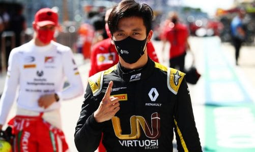 Guanyu Zhou to Williams in 2022 as Alpine F1 Search for a 'Partner Team'