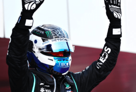 Bottas victorious over Verstappen and penalty-hit Hamilton