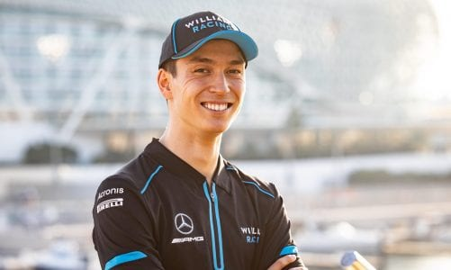Williams Racing confirm Jack Aitken will Continue in Official Reserve Driver Role